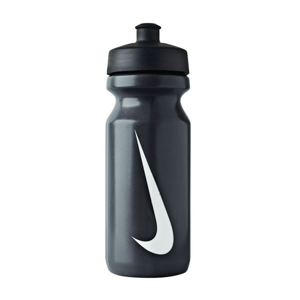 Nike Swoosh Big Mouth Water Bottle 22oz - Black/White-Water Bottles- Canada Online Tennis Store Shop