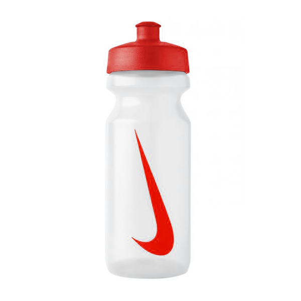 Nike Swoosh Big Mouth Water Bottle 22oz - White/Red-Water Bottles- Canada Online Tennis Store Shop