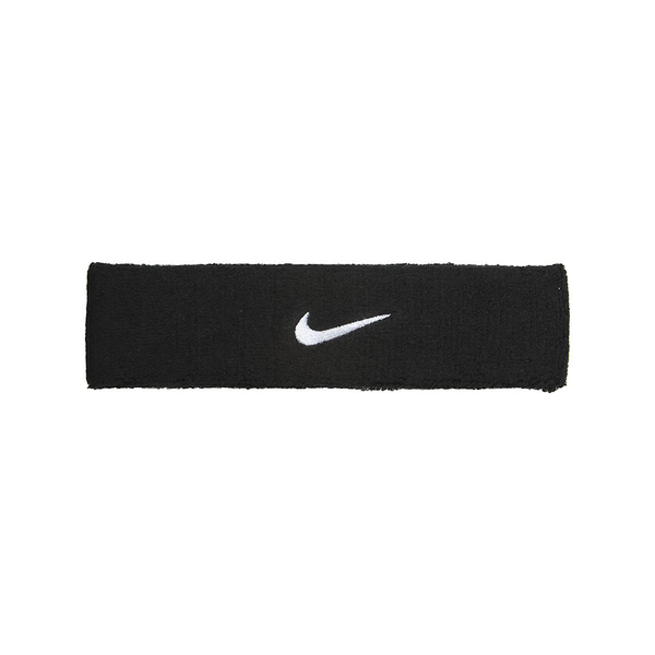 Nike Swoosh Headband - Black/White-Headbands- Canada Online Tennis Store Shop
