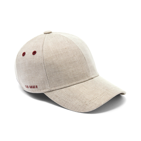 Ted Baker Eccles Cap - Taupe-Hats- Canada Online Tennis Store Shop