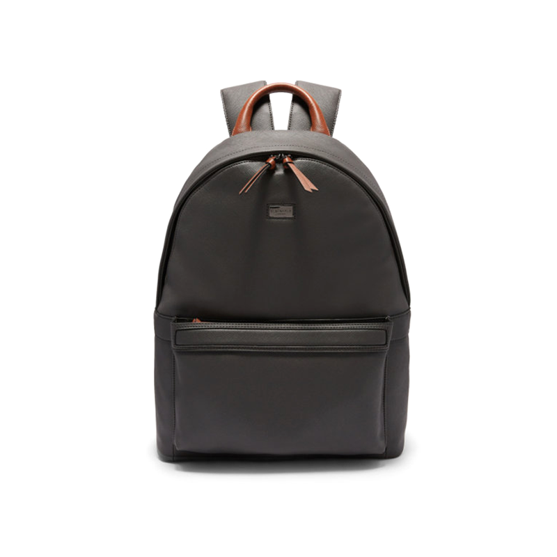 Ted Baker Sagrada backpack - Charcoal/Brown-Bags- Canada Online Tennis Store Shop