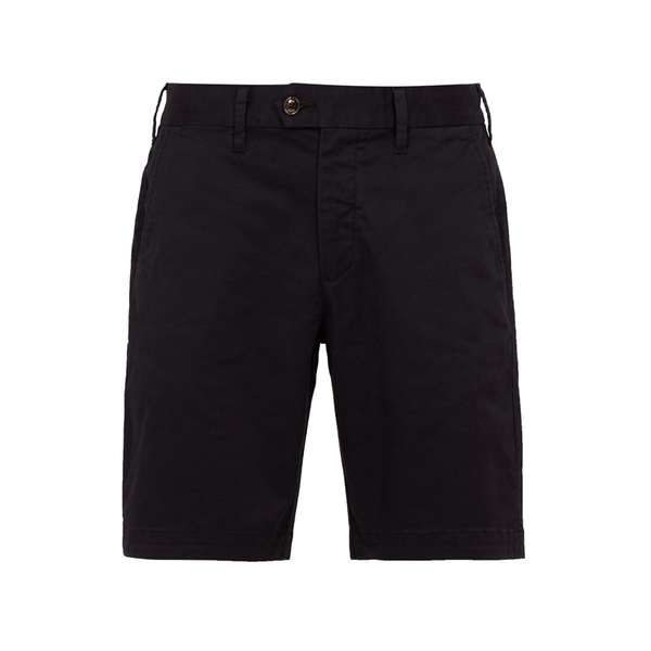 Ted Baker Selshor Cotton Chino Short (Men's) - Navy-Bottoms- Canada Online Tennis Store Shop