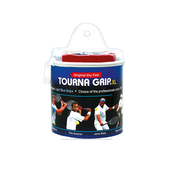 Tourna Grip XL Overgrips (30-Pack) - Blue-Grips- Canada Online Tennis Store Shop