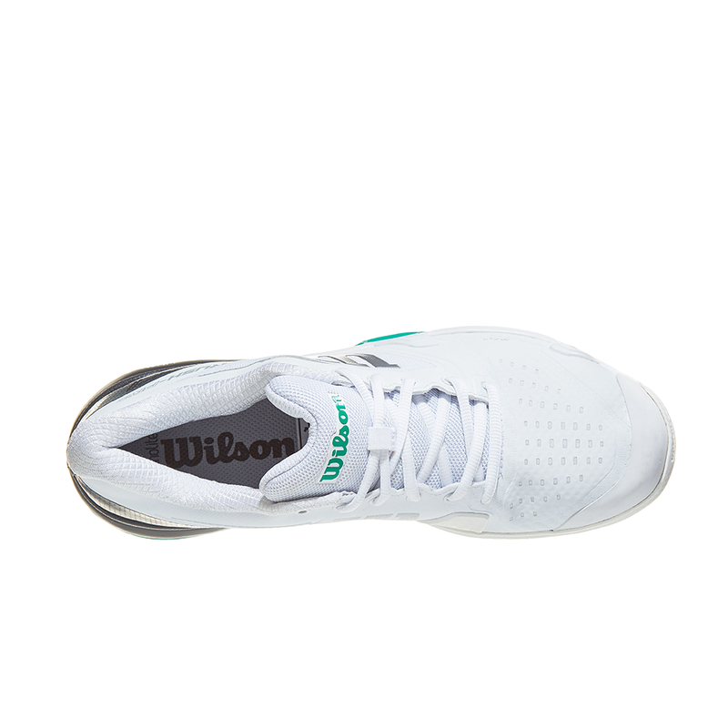 Wilson Rush Pro 2.5 2019 (Men's) - White/Green-Footwear- Canada Online Tennis Store Shop