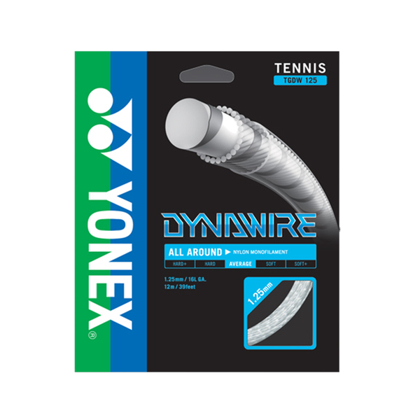 Yonex Dynawire 125 16 Pack - White/Silver-Tennis Strings- Canada Online Tennis Store Shop