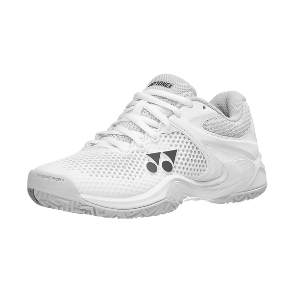 Yonex Power Cushion Eclipsion 2 (Women's) - White/Silver-Footwear- Canada Online Tennis Store Shop