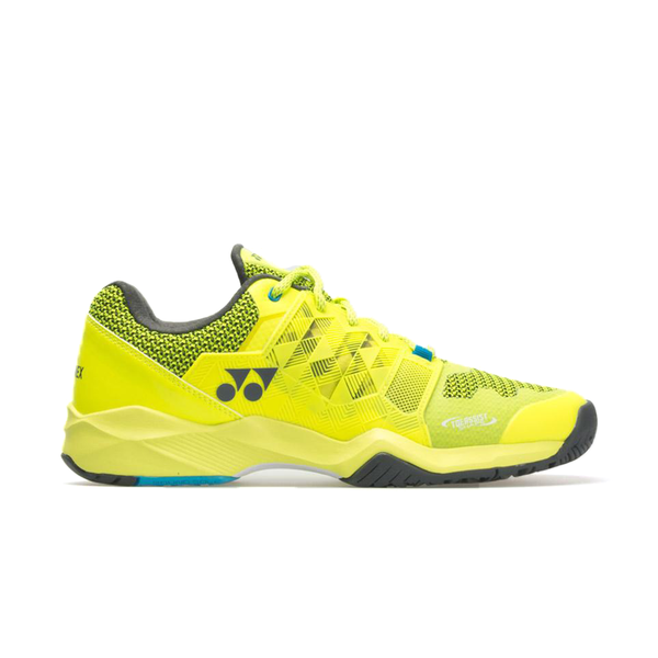 Yonex Power Cushion Sonicage All Courts (Men's) - Lime Yellow-Footwear- Canada Online Tennis Store Shop