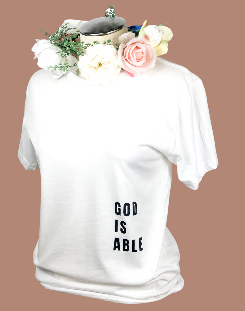 God Is Able (T-Shirt)