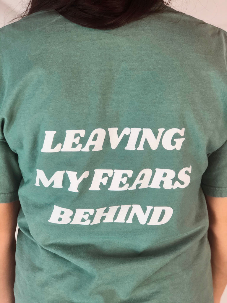 Moving Forward In Faith/Leaving My Fears Behind