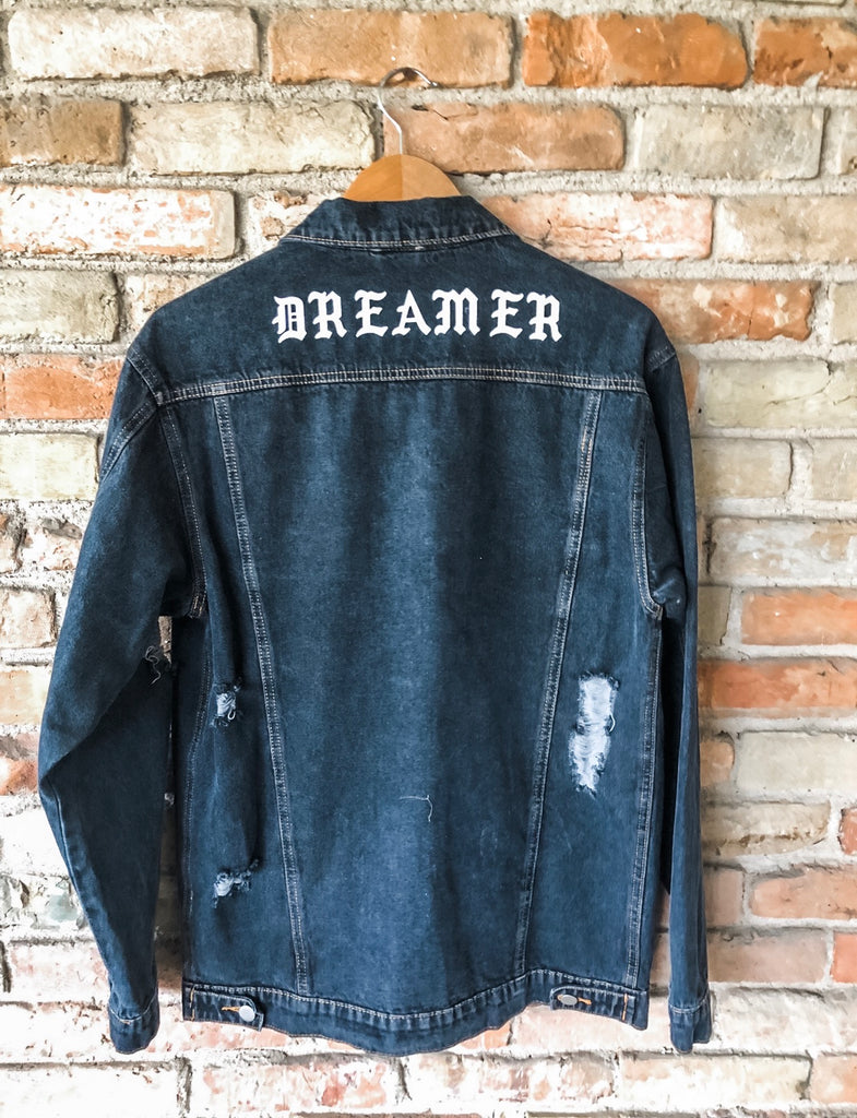 Dreamer Jacket (Dark Denim)