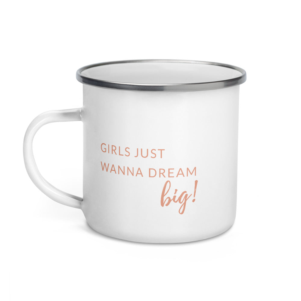 Dream Big (Coffee Mug)