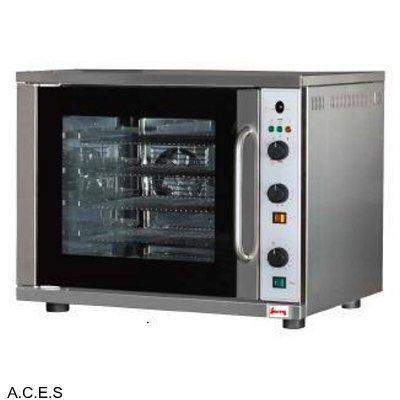 JEMI TRUE CONVECTION OVEN (4 tray 1/1 Gastronorm)