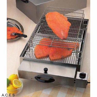 ROLLER GRILL Smoker 14kg