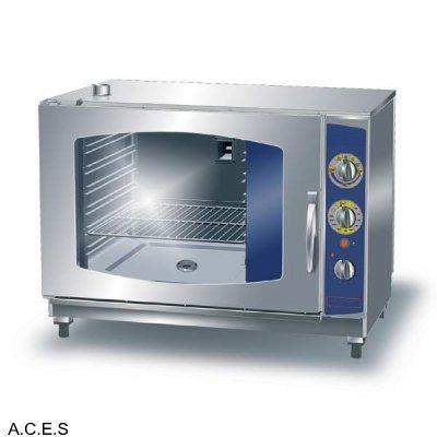 LAVA COMPACT DIRECT STEAM COMBI OVEN ANALOGUE 7 TRAYS 2/1 GN