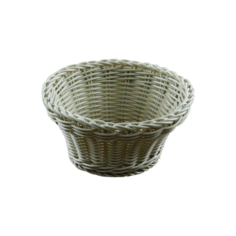 BREAD BASKET-TAPERED, POLYPROPYLENE 200mm