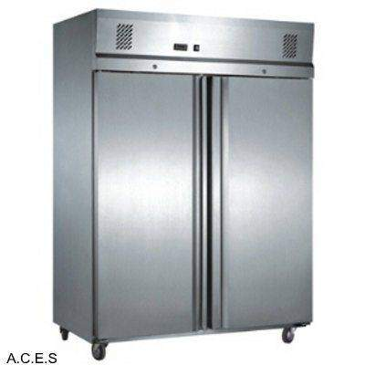 GREENLINE S/S FRIDGES 2 DOOR   1400L
