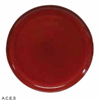 tablekraft ARTISTICA PIZZA PLATE 330mm REACTIVE RED