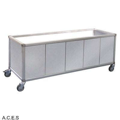 "ROBAND STAINLESS STEEL PANELS ONLY - TO SUIT ""ET"" TROLLEYS"