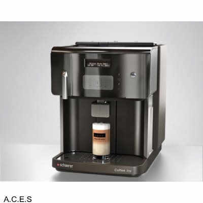 SCHAERER Coffee Joy -Tank with extended hopper 50 cups