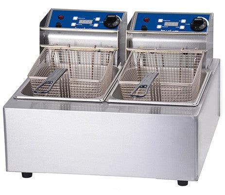 BIRKO Bench top Fryers
