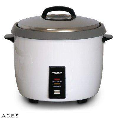 ROBALEC RICE COOKER- 30 cup