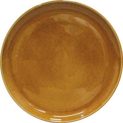 tablekraft ARTISTICA PIZZA PLATE 330mm HAZELNUT