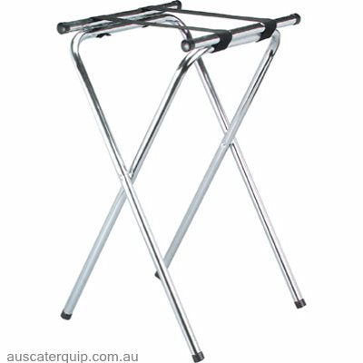 TRAY STAND-CHROME (480x400x770mm)
