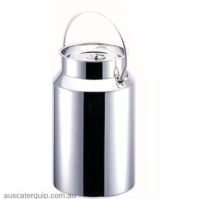 Hyperlux MILK CAN  NO BASE-18/10 5Lt 475x348x156mm