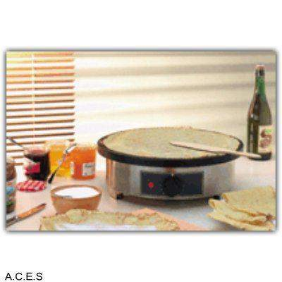 ROLLER GRILL Crepe Machine -  400 Round Plate