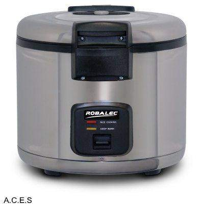 ROBALEC RICE COOKER & WARMER- 33 cup