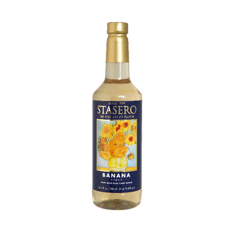 STASERO-BANANA SYRUP-750ml