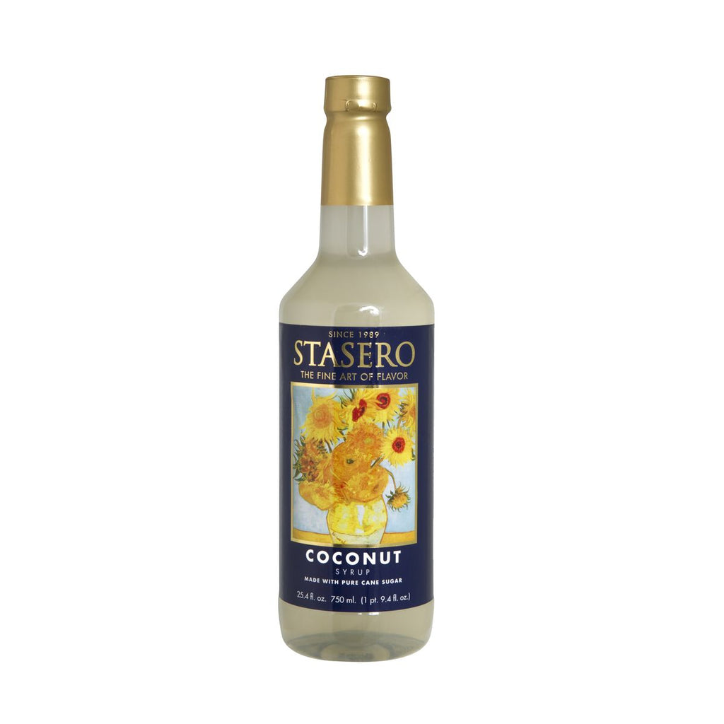 STASERO-COCONUT SYRUP-750ml