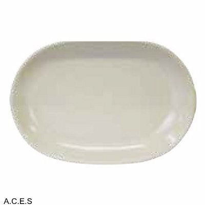 tablekraft ARTISTICA OVAL SERVING PLATTER-305x210mm SAND
