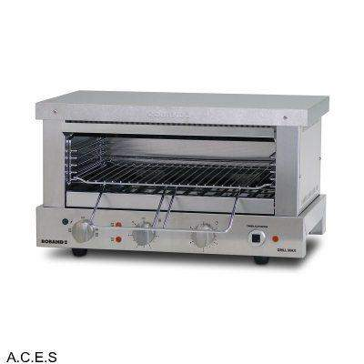 ROBAND 8 slice GRILL MAX WIDE-MOUTH TOASTER