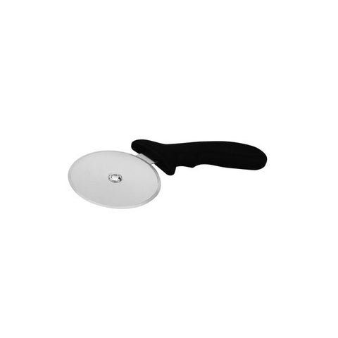 100mm WHEEL-PIZZA CUTTER-S/S, PLASTIC HANDLE
