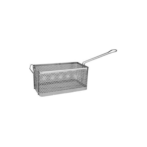 Stainless Steel-FRY BASKET-RECT. 225x200x155mm (SUITS WOODSON)