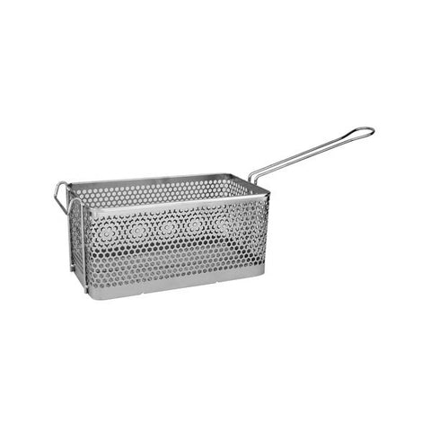Stainless Steel-FRY BASKET-RECT. 350x140x150mm (SUITS GOLDSTEIN)
