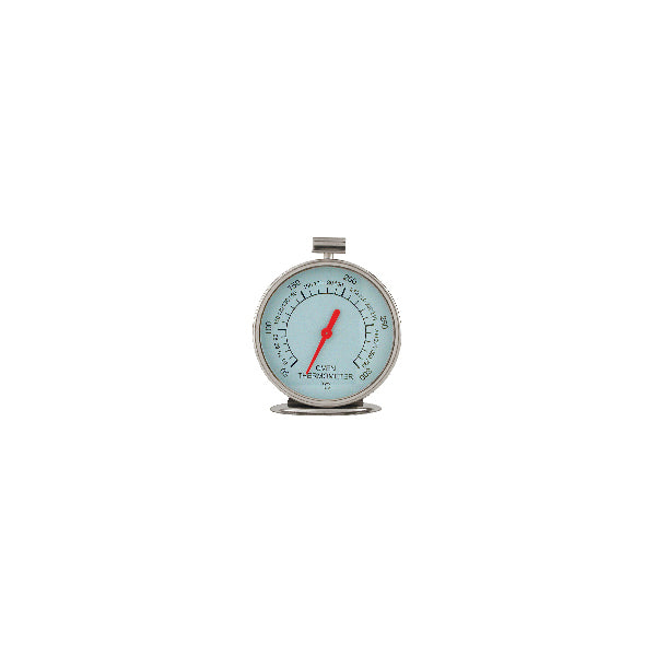 CATER-CHEF(50C to 350C)-OVEN THERMOMETER-75mm FACE