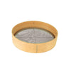 Mesh-SIEVE-WOOD RIM, 450mm