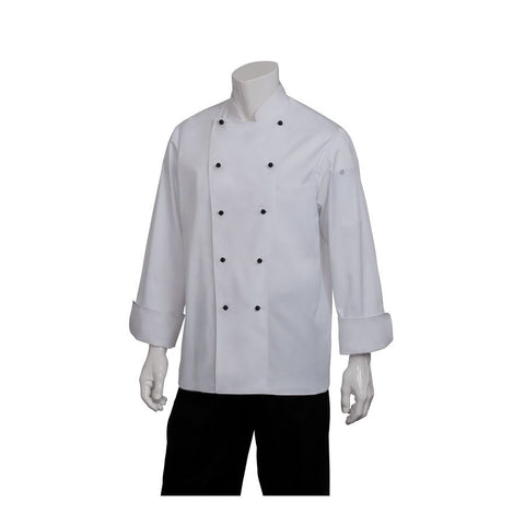 Chaumont White Executive Chef Jacket