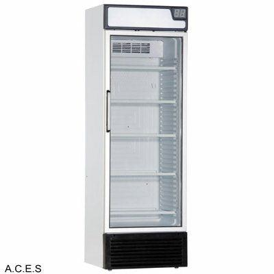 BROMIC Sub Zero Display Fridge with light box, 1 door-450LL