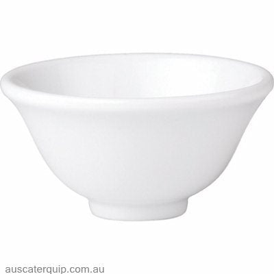 Royal Porcelain RICE BOWL-100mm 0.16 ltTAPERED CHELSEA (4043)