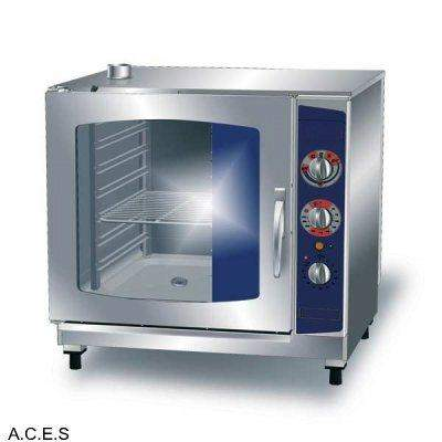 LAVA COMPACT DIRECT STEAM COMBI OVEN ANALOGUE 7 TRAYS 1/1 GN