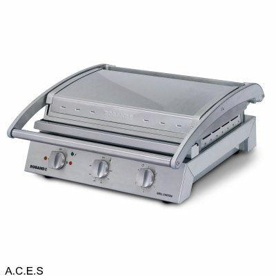 ROBAND 8 SANDWICH GRILL 15A Ribbed top