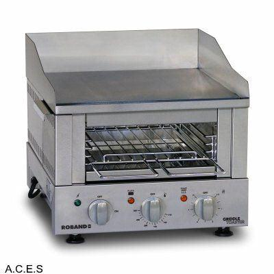 ROBAND  400 mm wide GRIDDLE TOASTERS
