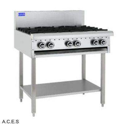 LUUS COOKTOP - OPEN BURNER - 6 burners