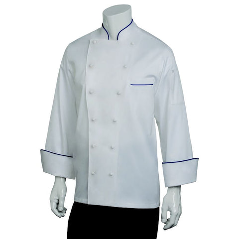 Carlton Egyptian Cotton Chef Jacket