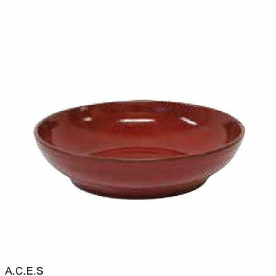 tablekraft ARTISTICA ROUND BOWL-FLARED 230x55mm REACTIVE RED