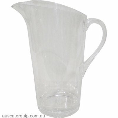 JAB WATER PITCHER 2.3LT CLEAR