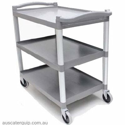 Unica TROLLEY-3 TIER GREY LARGE  890x540x940mm